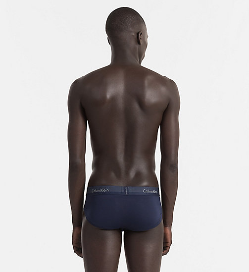 CALVINKLEIN Hip Briefs - Light - BLUE SHADOW - CALVIN KLEIN NEW IN - detail image 1