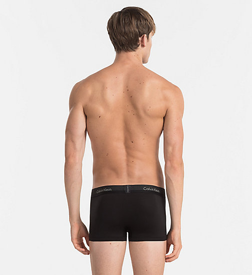 CALVINKLEIN Low Rise Trunks - Light - BLACK - CALVIN KLEIN NEW IN - detail image 1