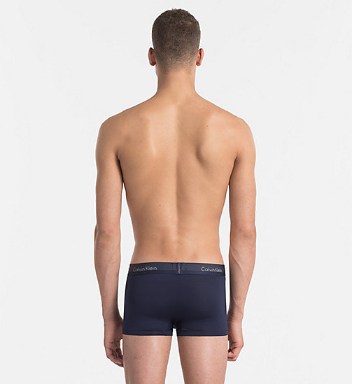 CALVINKLEIN Low Rise Trunks - Light - BLUE SHADOW - CALVIN KLEIN NEW IN - detail image 1