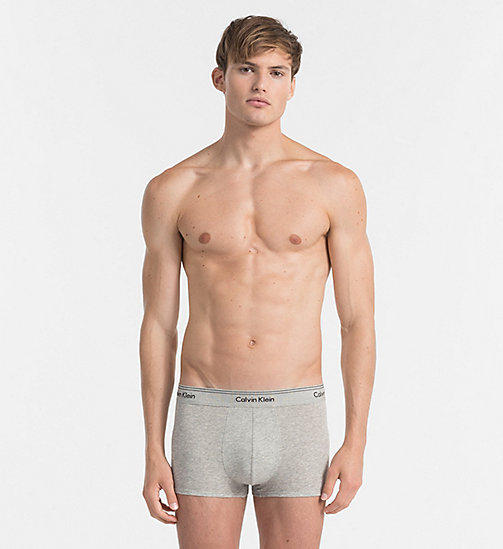 CALVINKLEIN Shorts - Heritage - HEATHER GREY - CALVIN KLEIN NEW IN - main image
