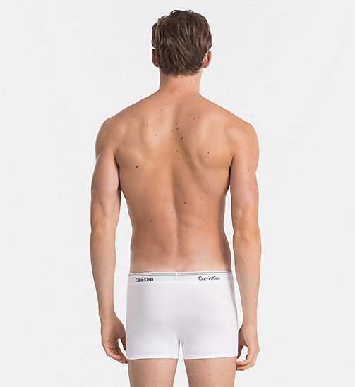 CALVINKLEIN Shorts - Heritage - WHITE - CALVIN KLEIN NEW IN - main image 1