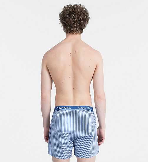CALVIN KLEIN Boxers - UNION STRIPE DOWNPOUR - CALVIN KLEIN NEW FOR MEN - detail image 1