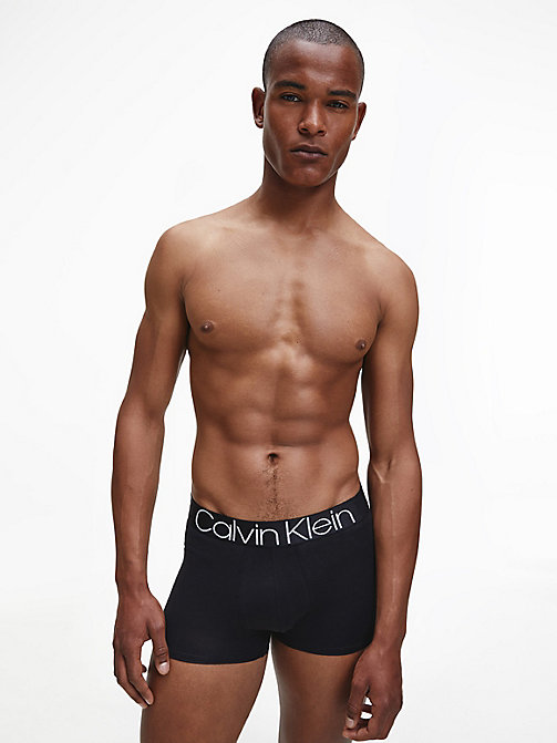 CALVIN KLEIN Trunk - Evolution - BLACK - CALVIN KLEIN UNDERWEAR - detail image 1