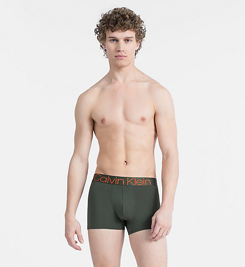 CALVINKLEIN Boxer - Evolution - FOREST NIGHT - CALVIN KLEIN BOXERS - main image