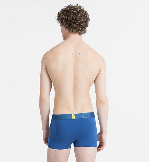 CALVIN KLEIN Trunks - Evolution - DOWNPOUR - CALVIN KLEIN TRUNKS - detail image 1