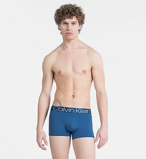 CALVIN KLEIN Hüft-Shorts - Evolution - MAJOLICA BLUE - CALVIN KLEIN NEU FÜR MANNER - main image