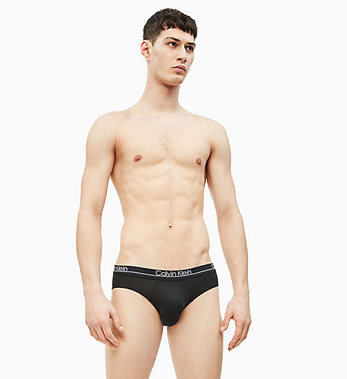 CALVIN KLEIN Slip - Traveler - BLACK - CALVIN KLEIN NEW IN - main image