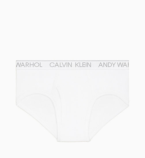 CALVINKLEIN Andy Warhol Torso Hip Briefs - TORSO 03 - CALVIN KLEIN NEW FOR MEN - detail image 1