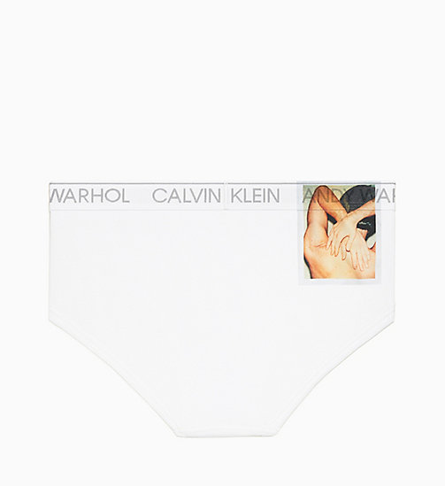 CALVINKLEIN Andy Warhol Torso Hip Briefs - TORSO 03 - CALVIN KLEIN NEW FOR MEN - main image