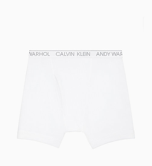 CALVINKLEIN Andy Warhol Torso Boxer Briefs - TORSO 02 - CALVIN KLEIN NEW FOR MEN - detail image 1