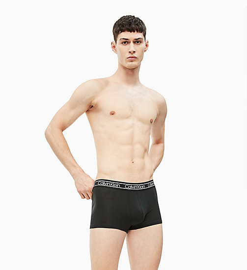 CALVIN KLEIN Shorts - Modern FLX - BLACK - CALVIN KLEIN NEW IN - main image