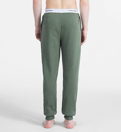 CALVIN KLEIN Jogginghose - Modern Cotton - HUNTSMAN HEATHER - CALVIN KLEIN LOUNGE-HOSEN - main image 1