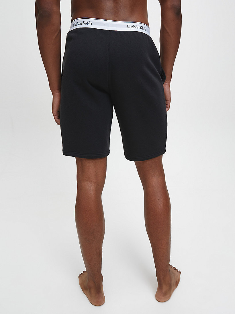 CALVIN KLEIN PJ-short - Modern Cotton - GREY HEATHER - CALVIN KLEIN ONDERGOED - detail image 2