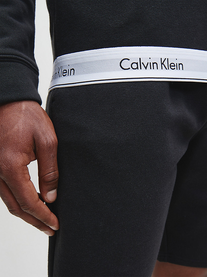 CALVINKLEIN Sweatshirt - Modern Cotton - GREY HEATHER - CALVIN KLEIN UNDERWEAR - detail image 2
