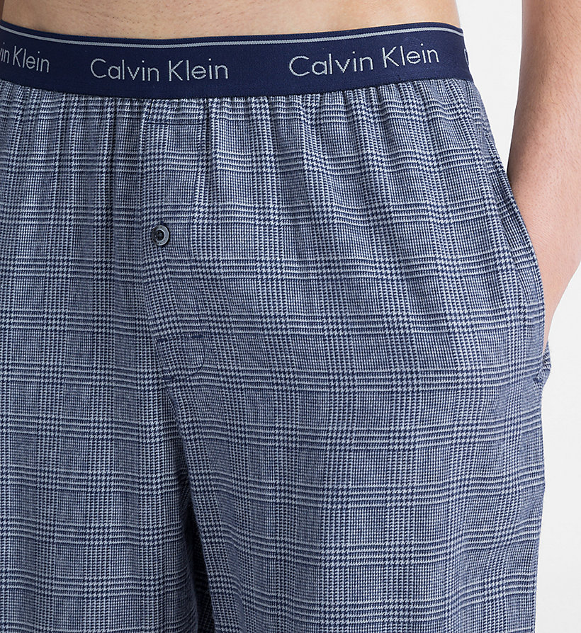 CALVIN KLEIN PJ Pants - EMBER HEATHER - CALVIN KLEIN MEN - detail image 2