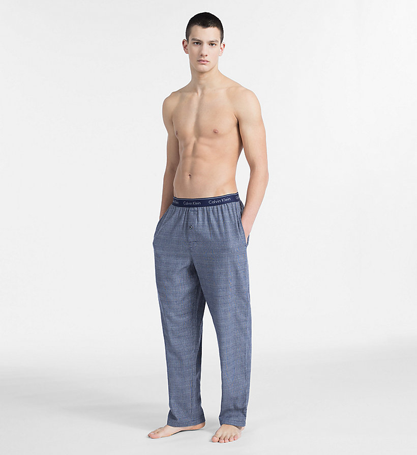 CALVIN KLEIN PJ Pants - EMBER HEATHER - CALVIN KLEIN MEN - detail image 3