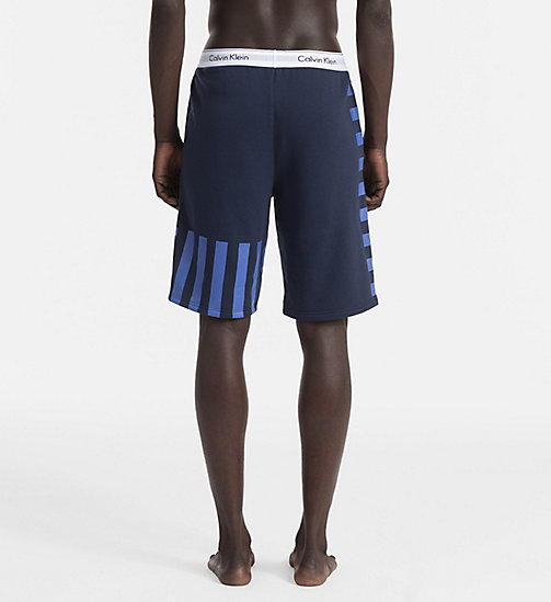 CALVINKLEIN Shorts - Modern Cotton - BLUE SHADOW - CALVIN KLEIN LOUNGE PANTS - detail image 1