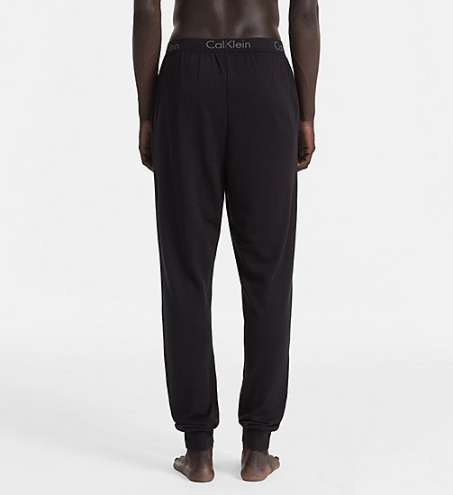CALVINKLEIN Jogging Pants - Heritage - BLACK -  LOUNGE PANTS - detail image 1