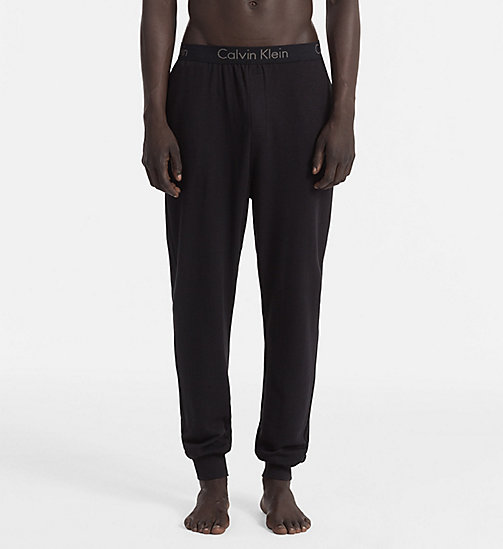 CALVINKLEIN Jogging Pants - Heritage - BLACK -  LOUNGE PANTS - main image