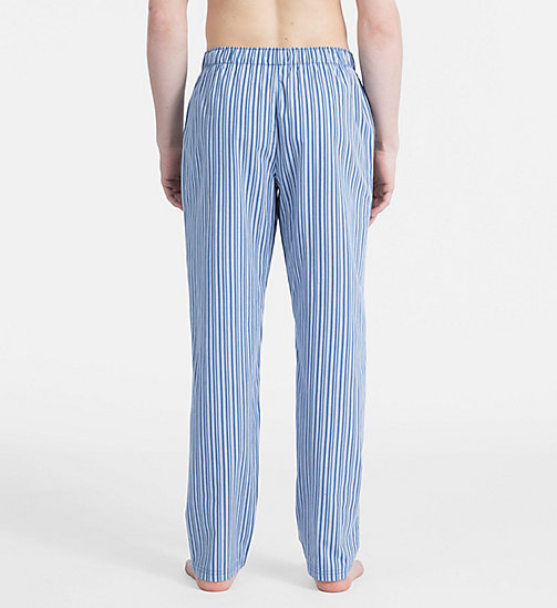 CALVIN KLEIN PJ Pants - UNION STRIPE DOWNPOUR - CALVIN KLEIN NEW FOR MEN - detail image 1