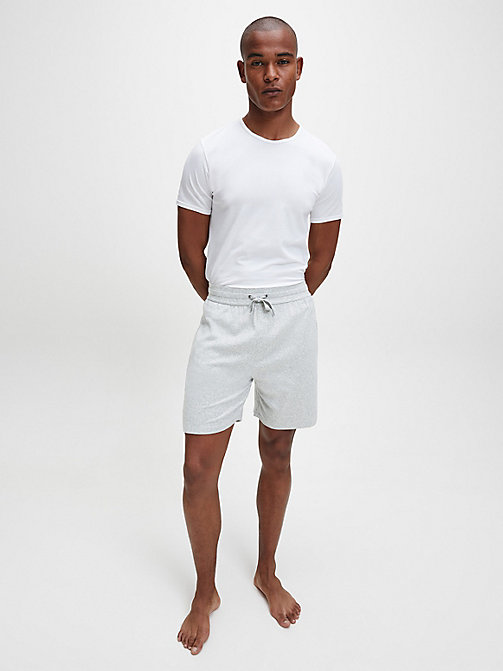 CALVINKLEIN PJ-Shorts - GREY HEATHER - CALVIN KLEIN LOUNGE-HOSEN - main image 1