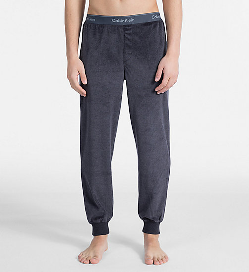 CALVINKLEIN Joggers - Modern Cotton - WASHED BLACK - CALVIN KLEIN LOUNGE PANTS - main image