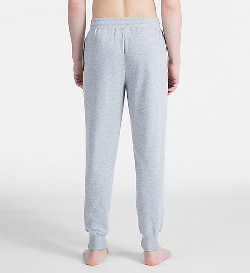 CALVIN KLEIN Jogginghose - Bold Accents - GREY HEATHER - CALVIN KLEIN NEU FÜR MANNER - main image 1