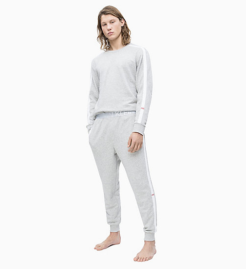 CALVIN KLEIN Jogginghose - Statement 1981 - GREY HEATHER - CALVIN KLEIN NEW IN - main image 1