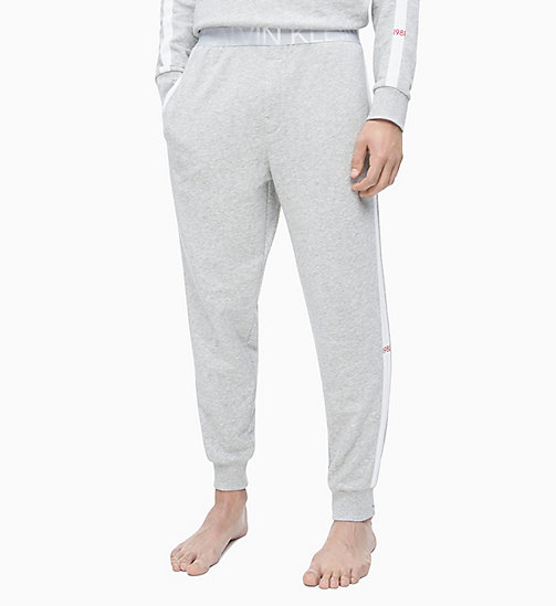 CALVIN KLEIN Jogginghose - Statement 1981 - GREY HEATHER - CALVIN KLEIN NEW IN - main image