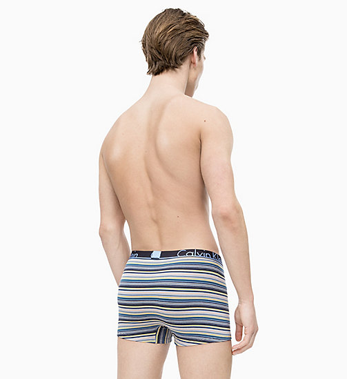 CALVIN KLEIN Trunks - Calvin Klein ID - ASSORT STRIPE DEEP WELL - CALVIN KLEIN ALL GIFTS - detail image 1