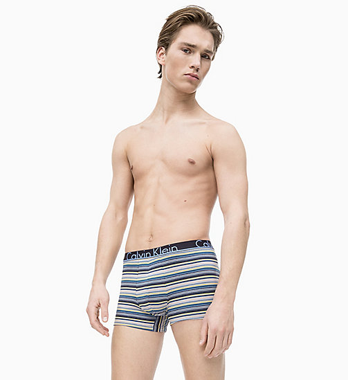 CALVIN KLEIN Trunks - Calvin Klein ID - ASSORT STRIPE DEEP WELL - CALVIN KLEIN ALL GIFTS - main image