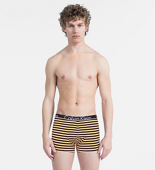 CALVIN KLEIN Shorts - Calvin Klein ID - STAPLE STRIPE BOLD NAVY - CALVIN KLEIN NEW IN - main image