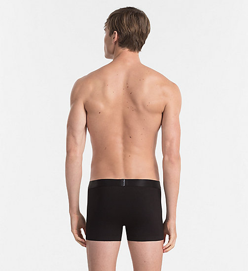 CALVINKLEIN Trunks - Tech Fusion - BLACK - CALVIN KLEIN TRUNKS - detail image 1