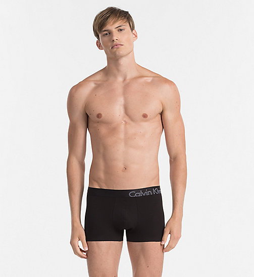 CALVINKLEIN Trunks - Tech Fusion - BLACK - CALVIN KLEIN TRUNKS - main image