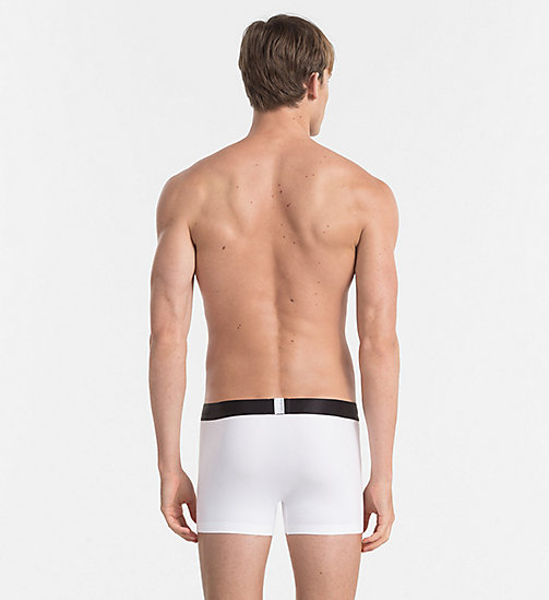 CALVINKLEIN Trunks - Tech Fusion - WHITE - CALVIN KLEIN UNDERWEAR - detail image 1