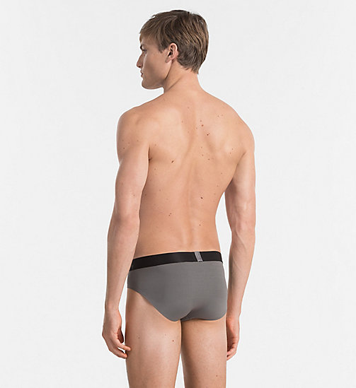 CALVINKLEIN Hip Briefs - Edge - GREY SKY - CALVIN KLEIN BRIEFS - detail image 1