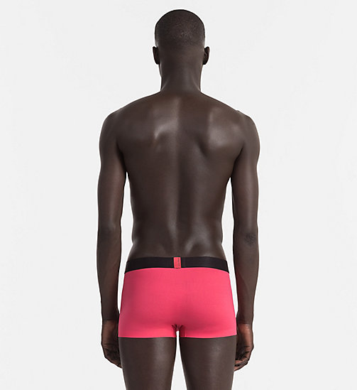 CALVINKLEIN Low Rise Trunks - Edge - BARBERRY - CALVIN KLEIN Bright Colours - detail image 1
