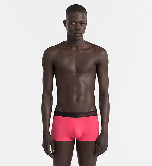 CALVINKLEIN Low Rise Trunks - Edge - BARBERRY - CALVIN KLEIN Bright Colours - main image