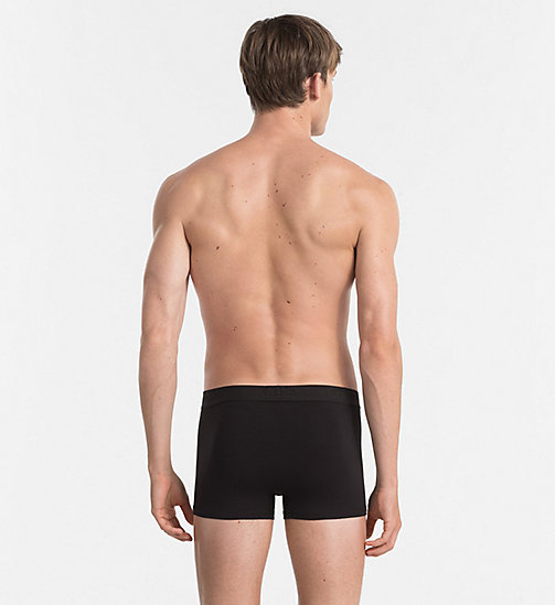 CALVINKLEIN Trunks - Infinite - BLACK - CALVIN KLEIN UNDERWEAR - detail image 1