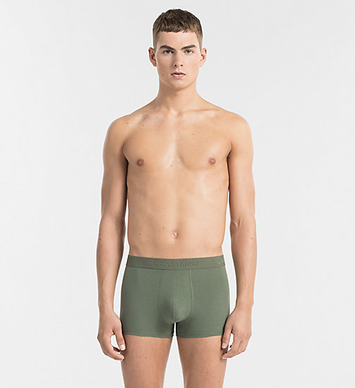 CALVINKLEIN Trunks - Infinite - HUNTSMAN - CALVIN KLEIN UNDERWEAR - main image