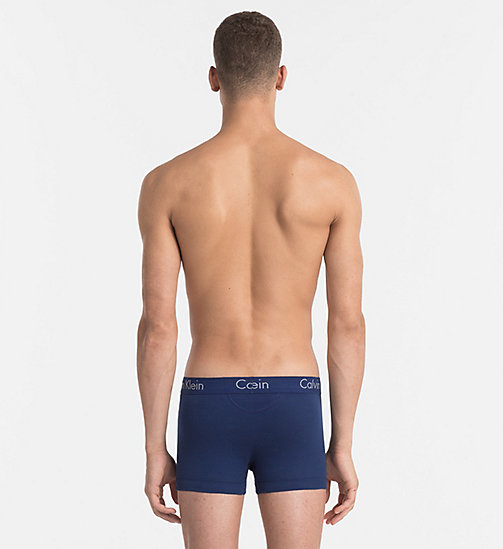 CALVINKLEIN Trunks - Infinite - ESTATE BLUE - CALVIN KLEIN UNDERWEAR - detail image 1