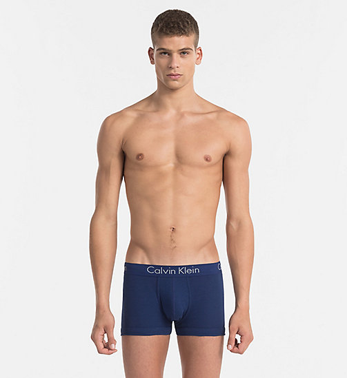 CALVINKLEIN Shorts - Infinite - ESTATE BLUE - CALVIN KLEIN SHORTS - main image