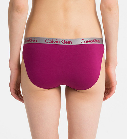 CALVINKLEIN Bikini Brief - Radiant Cotton - MAGGIE - CALVIN KLEIN ALL GIFTS - detail image 1