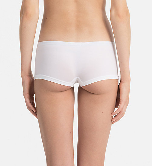 CALVINKLEIN Hipsters - Pure Seamless - WHITE - CALVIN KLEIN KNICKERS - detail image 1