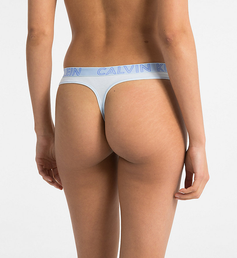CALVINKLEIN Thong - Ultimate - ATTRACT - CALVIN KLEIN UNDERWEAR - detail image 1