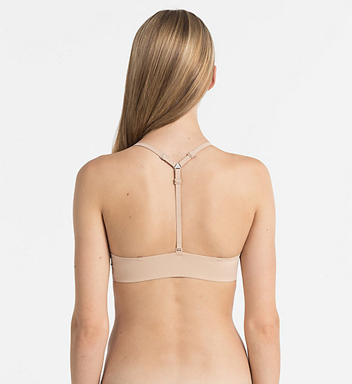 CALVINKLEIN Multiway Bra - Perfectly Fit - BARE - CALVIN KLEIN BRAS - detail image 1