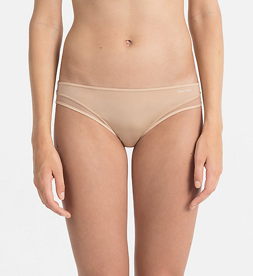 CALVINKLEIN Culotte - Naked Touch - BARE - CALVIN KLEIN CULOTTES - image principale