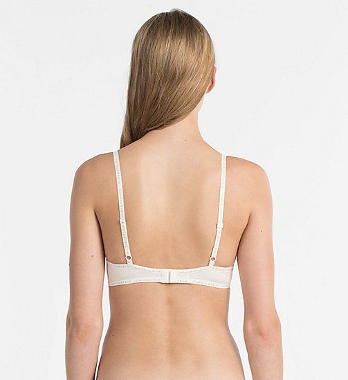 CALVINKLEIN Push-up-BH - Signature - IVORY - CALVIN KLEIN BHs - main image 1