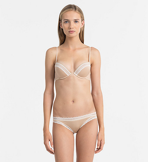 CALVIN KLEIN Push-up-BH - Signature - BARE - CALVIN KLEIN BASIC-SETS - main image 1