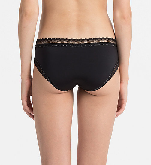 CALVINKLEIN Hipsters - Signature - BLACK - CALVIN KLEIN KNICKERS - detail image 1
